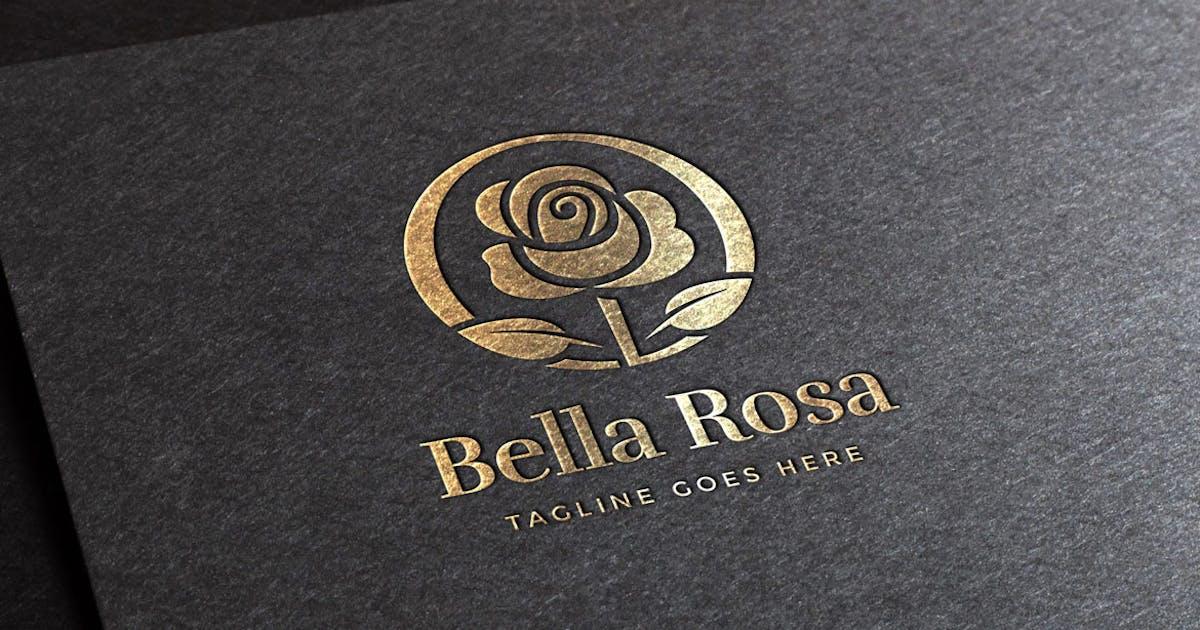 Download Bella Rosa Logo Template by empativo