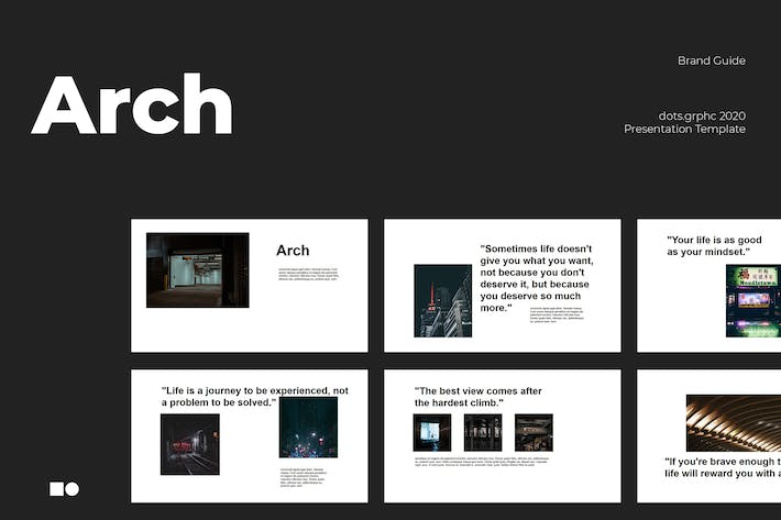 Cover Image For Arch - Google Slides