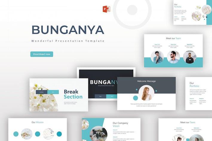 Thumbnail for Bunganya - Powerpoint Template