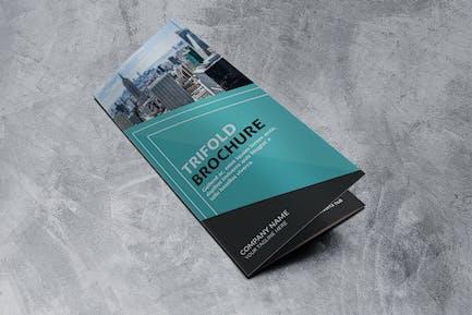 Best Business - Trifold Brochure