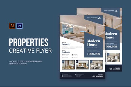 Properties - Flyer
