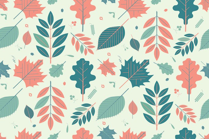 Thumbnail for Leaves Pattern