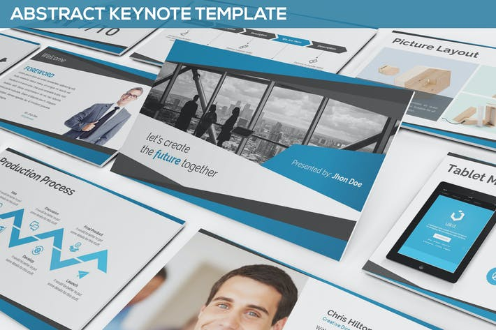 Thumbnail for Abstract Keynote Template