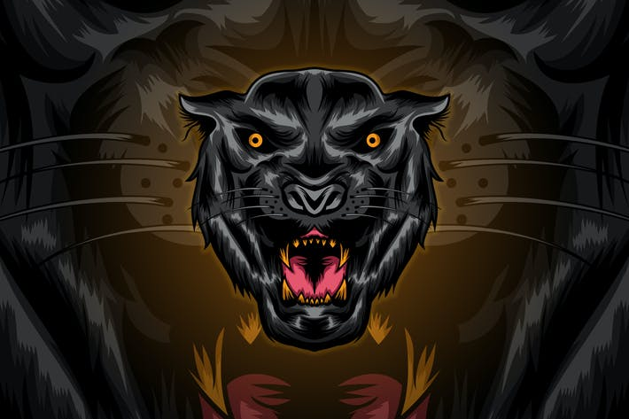 Thumbnail for Angry Panther