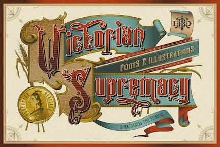 Supremacía victoriana