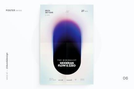 Minimalist Flyer