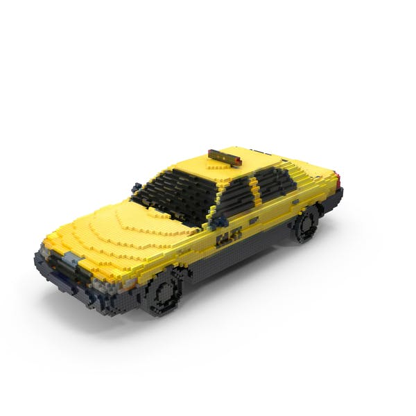 Pixel Taxi