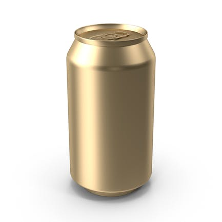 Gold Can