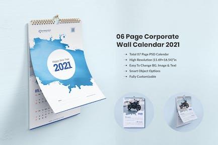 Calendar 2021 - For Corporate & Business Company