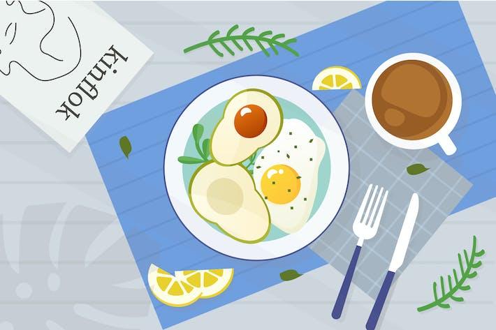 Thumbnail for Egg Illustration