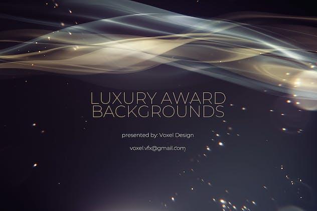 Luxury Award Backgrounds