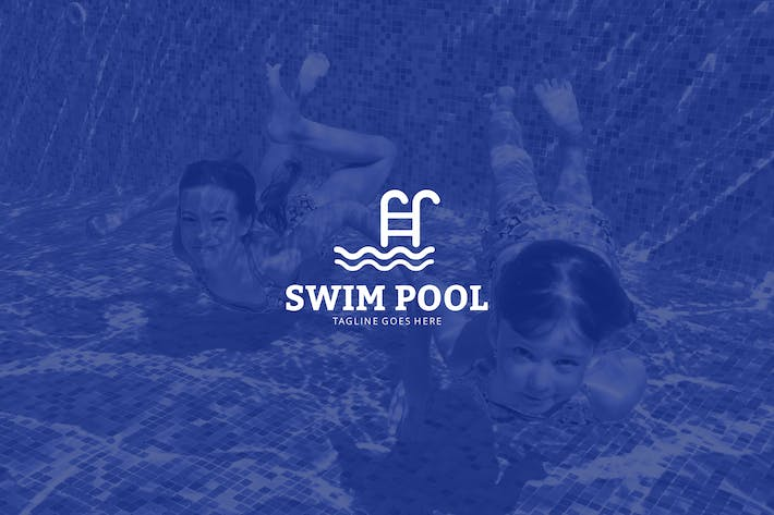 Thumbnail for Swim Pool Logo