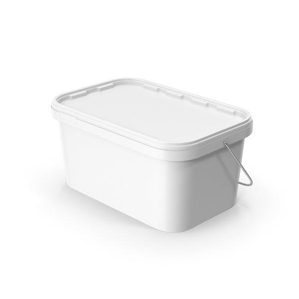 Thumbnail for Plastic Tub