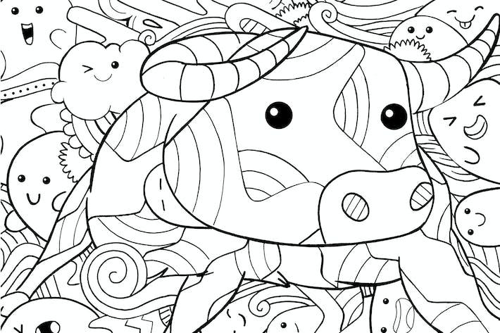 Thumbnail for Stier Doodle