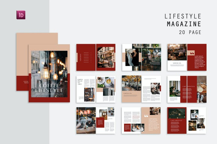 Thumbnail for Coffee Lifestyle Magazine