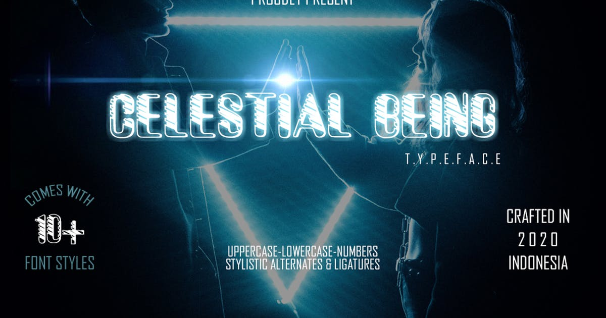 Download Celestial Being by gblack-id