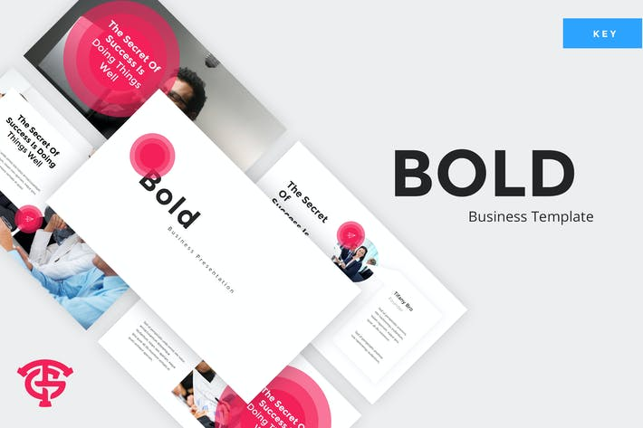 Thumbnail for Bold Business - Keynote