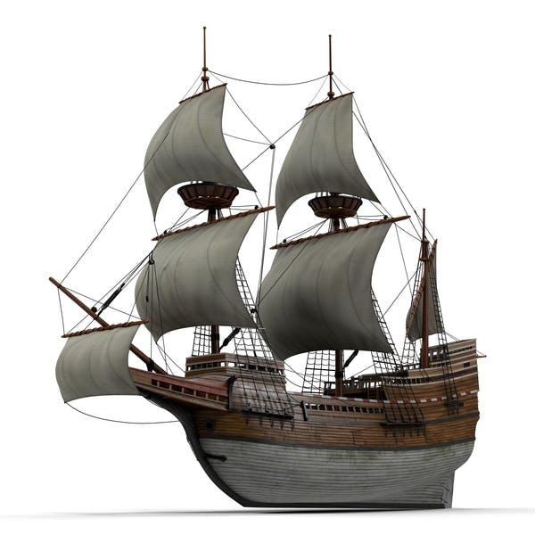 Cover Image for Mayflower