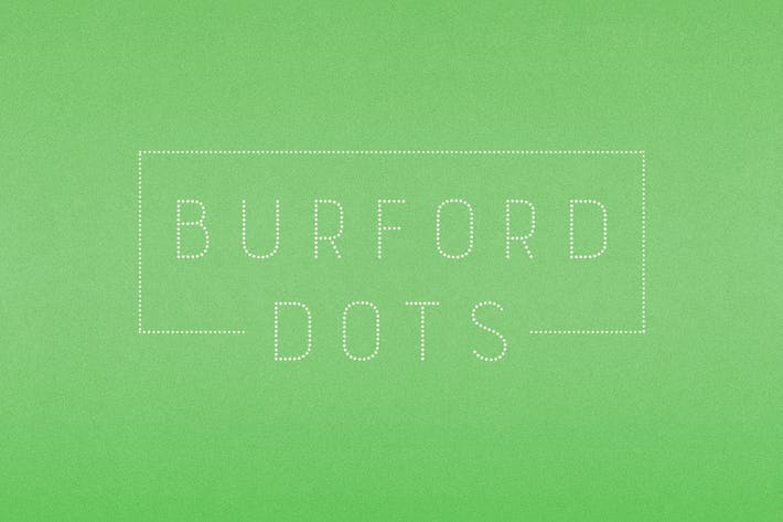 Cover Image For Burford Dots