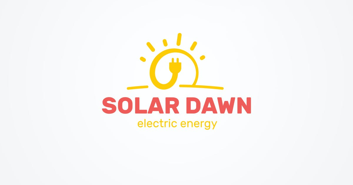 Download Solar Energy Logo Template by floringheorghe