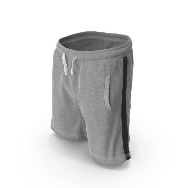Thumbnail for Men's Shorts Gray