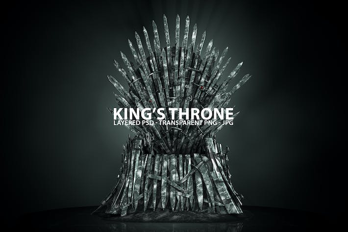Thumbnail for Kings Throne Backgrounds & Objects