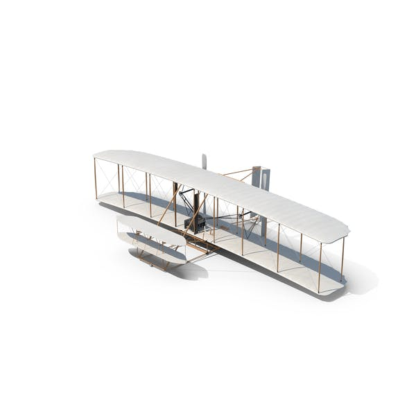 Cover Image for Wright Flyer