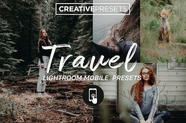 Thumbnail for Travel Lightroom Mobile Preset