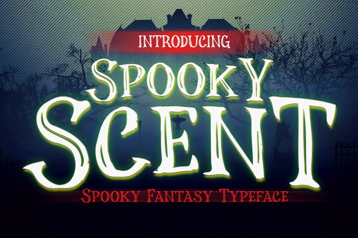 Thumbnail for Spooky Scent