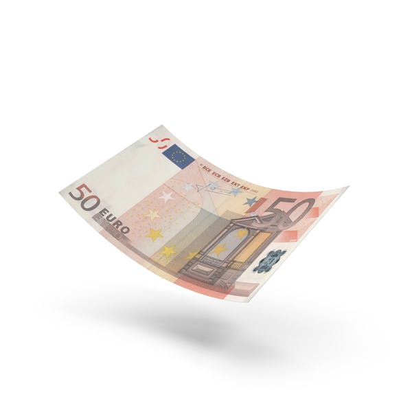 Cover Image for 50 Euro Bill