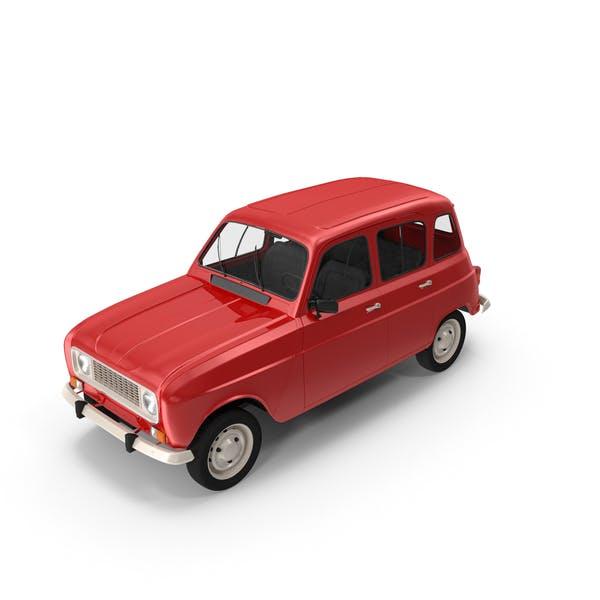 Thumbnail for Vintage Hatchback