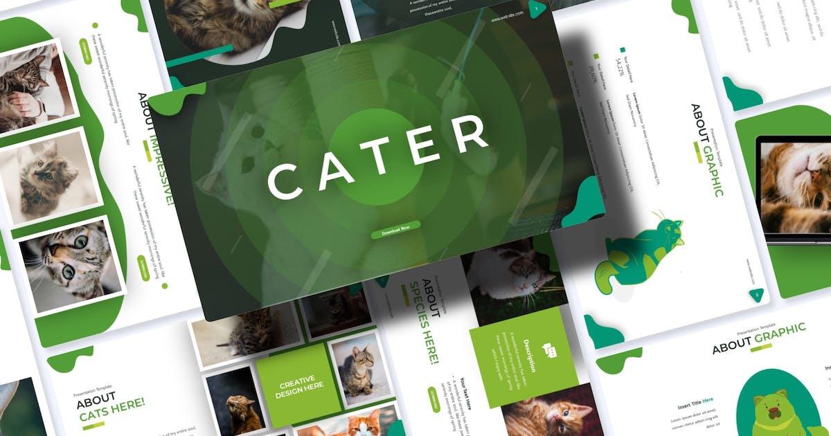 Download Cater   Powerpoint Template by Vunira