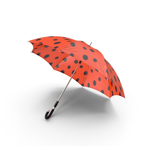 Thumbnail for Lady Bug Umbrella