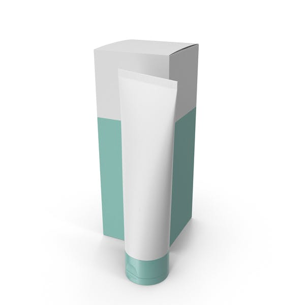 Cosmetic Tube and Box
