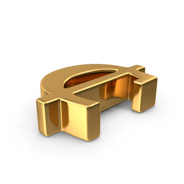 Thumbnail for Símbolo de centavo de oro