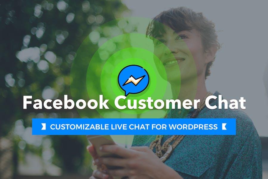 Facebook Customer Chat for WordPress