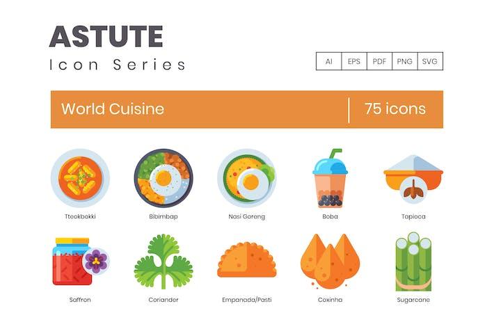 75 Welt-Küche-Ikonen - Astute