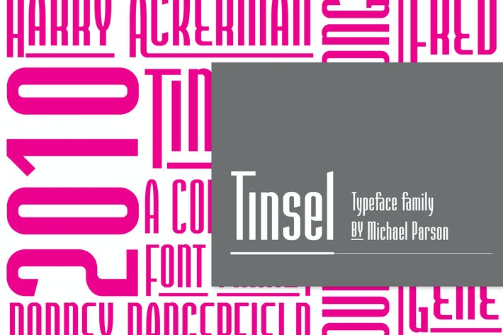 Cover Image For Tinsel