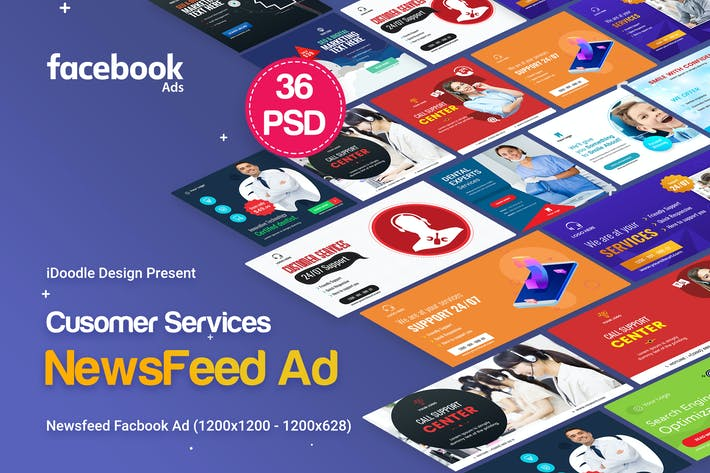 Thumbnail for NewsFeed Multipurpose Customer Services