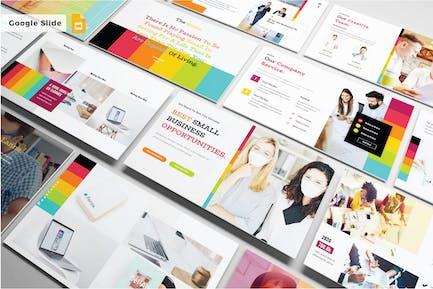 BEST SMALL BUSINESS OPPORTUNITIES -GoogleSlideV483