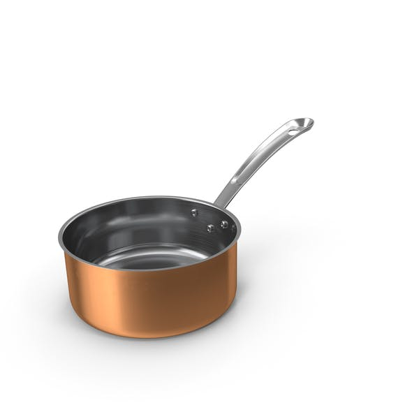 Thumbnail for Copper Sauce Pan
