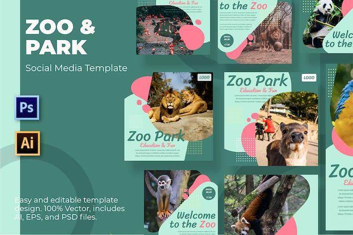 Thumbnail for Zoo Park Social Media