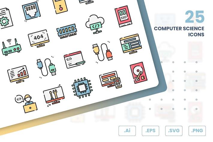 Thumbnail for Informatik-Icons -Set