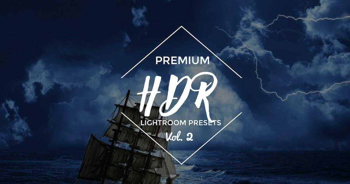 Download HDR Lightroom Presets Vol. 2 by Artmonk