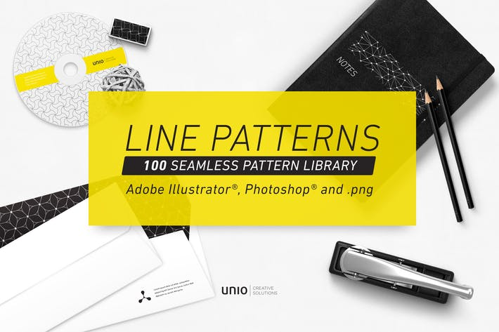 Thumbnail for Line Patterns