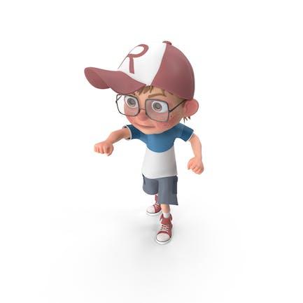 Cartoon Boy Stanzen