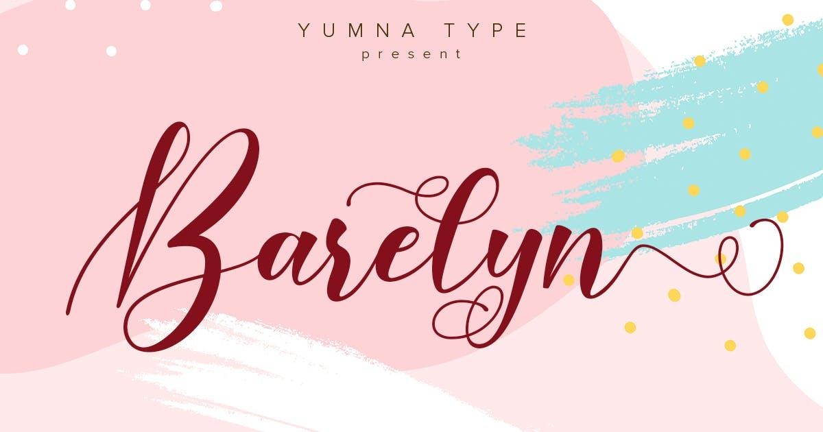 Download Barelyn Script by YumnaStudio
