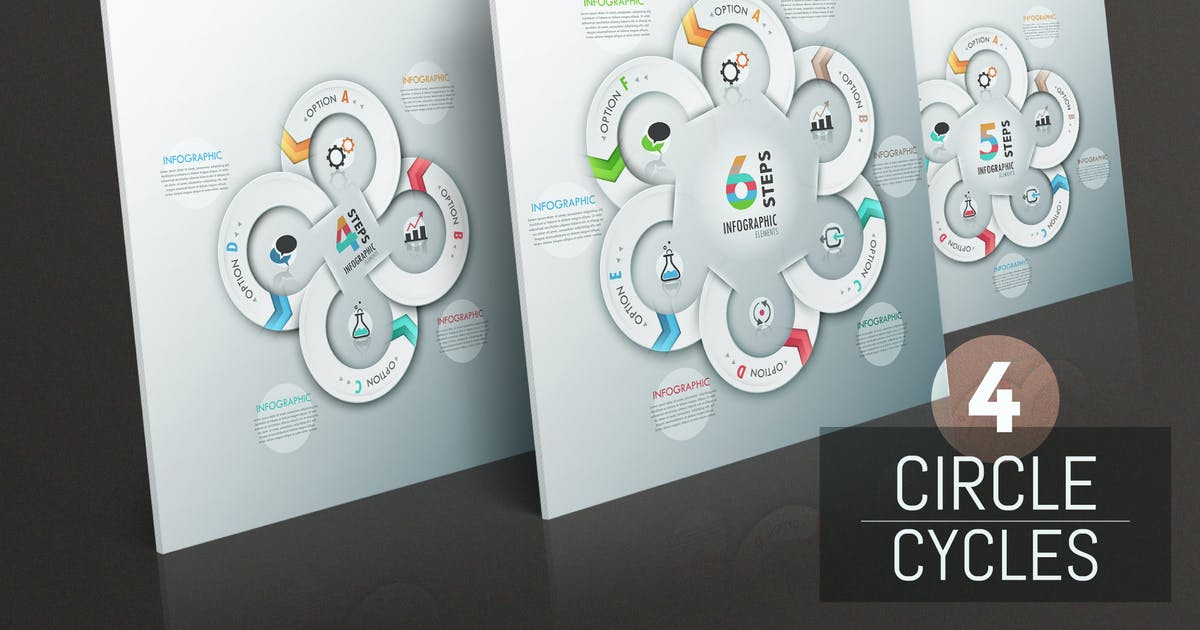 Download 4 Circle Cycles by Andrew_Kras