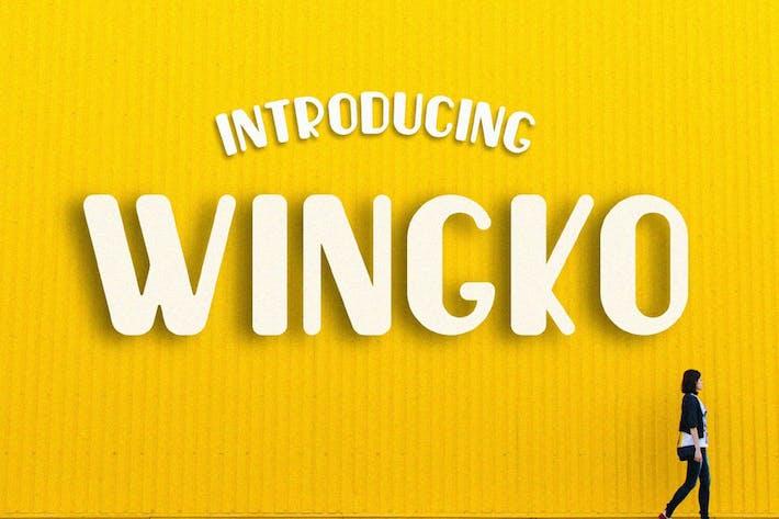 Thumbnail for Wingko