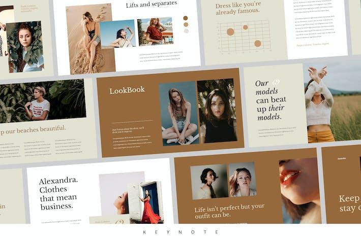 Thumbnail for Amarta - Посмотрите стиль книги Keynote